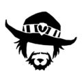 Overwatch - McCree Stencil
