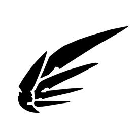 Overwatch – Mercy Stencil
