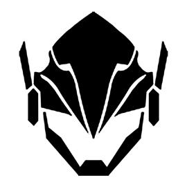 Overwatch – Pharah Stencil