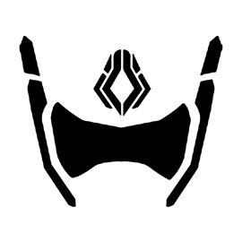 Overwatch – Symmetra Stencil