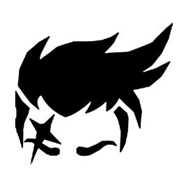 Overwatch – Zarya Stencil
