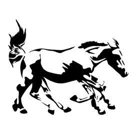Sleipnir Stencil