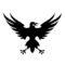 Game of Thrones - Night's Watch Sigil Stencil