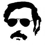 Pablo Escobar Stencil