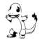 Pokemon - Charizard Stencil
