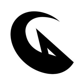 Pokemon – Dragon Type Symbol Stencil
