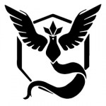 Pokemon Go - Team Mystic Emblem