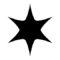 Pokemon - Normal Type Symbol Stencil