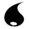 Pokemon - Water Type Symbol Stencil