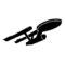 Star Trek - Starship Enterprise Stencil