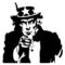 Uncle Sam - I Want You Stencil