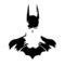 Batman 03 Stencil
