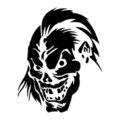 Crypt Keeper Stencil