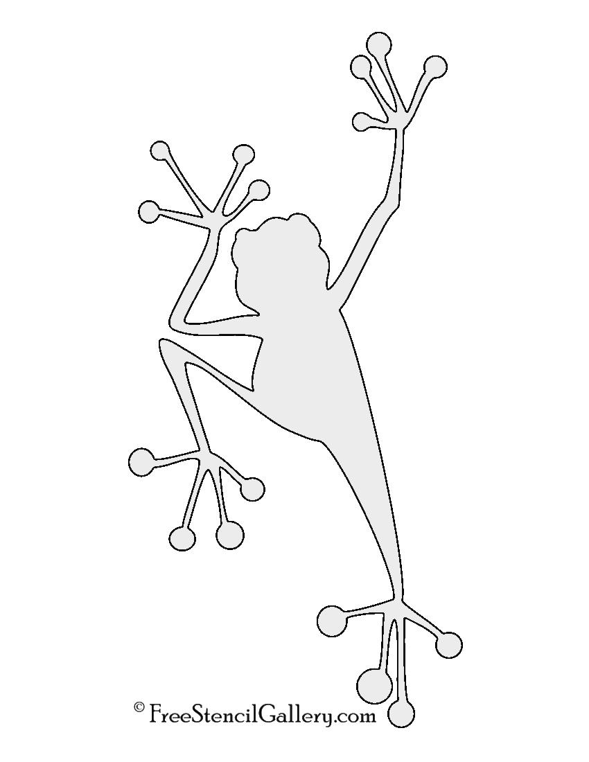 Frog Stencil Free Stencil Gallery