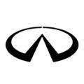 Infiniti Logo Stencil