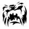 Monster Stencil