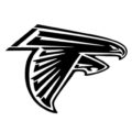 NFL Atlanta Falcons Stencil