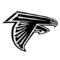 NFL Atlanta Falcons Stencil