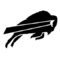 NFL Buffalo Bills Stencil