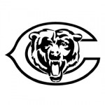 NFL Chicago Bears Stencil