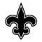 NFL New Orleans Saints Stencil