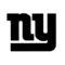 NFL New York Giants Stencil