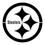NFL Pittsburgh Steelers Stencil