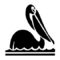 Pelican Stencil