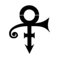 Prince Symbol Stencil