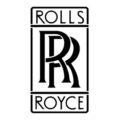Rolls Royce Logo Stencil