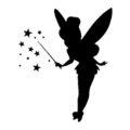 Tinkerbell 02 Stencil