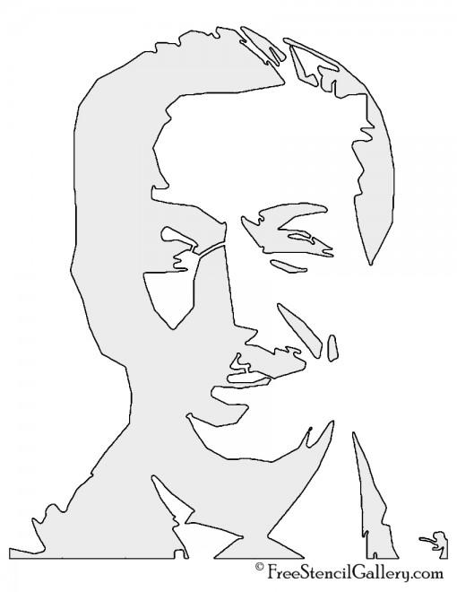 Walt Disney Stencil