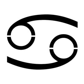 Zodiac – Cancer Stencil