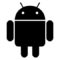 Android Logo Stencil