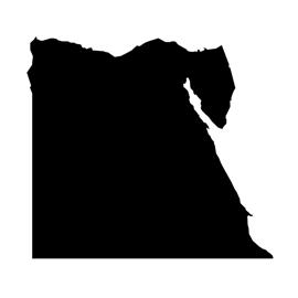 Egypt Stencil