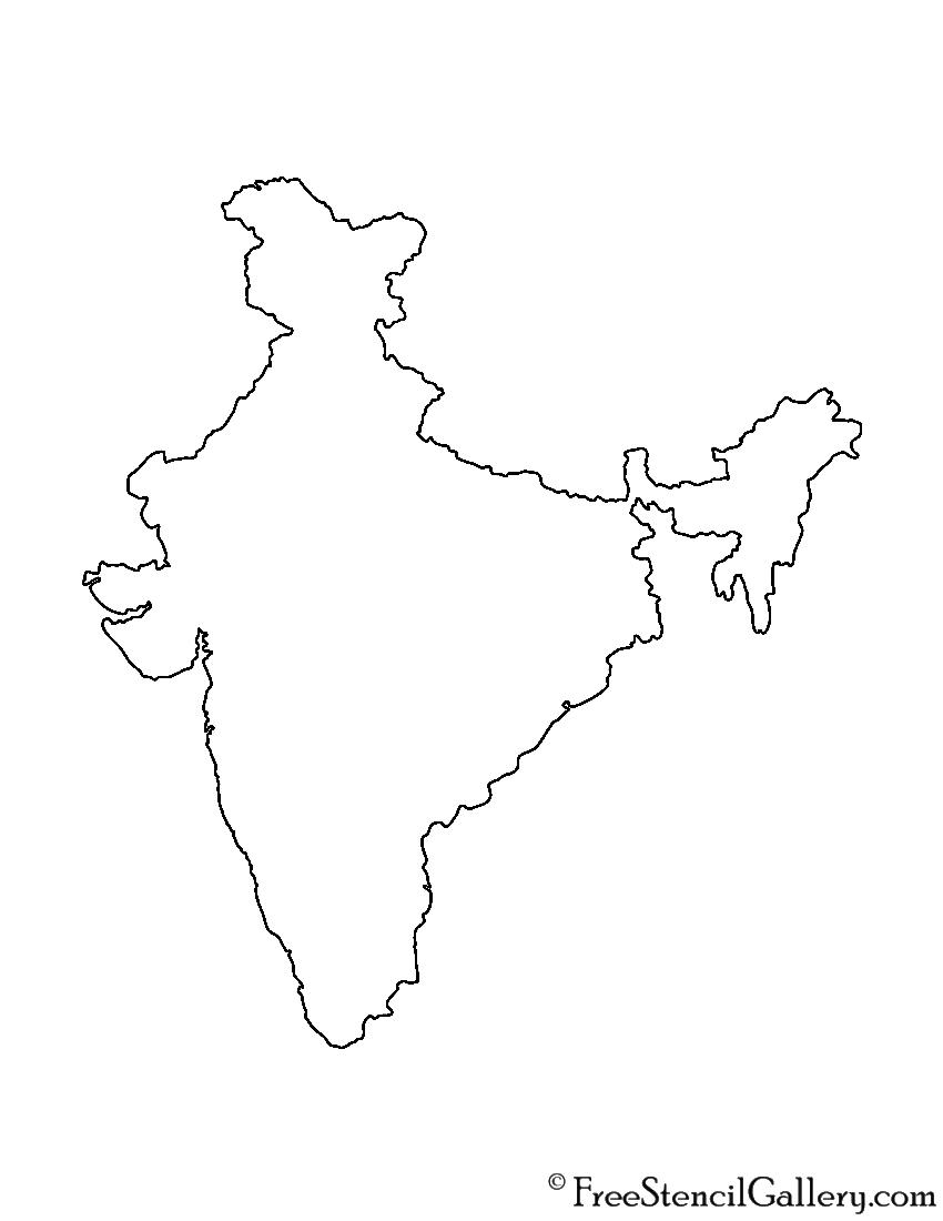 India Stencil Free Stencil Gallery