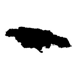 Jamaica Stencil