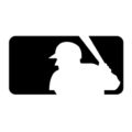 MLB Logo Stencil