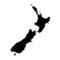 New Zealand Stencil