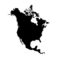 North America Stencil