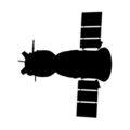 Satellite 01 Stencil