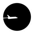 Space Shuttle 02 Stencil