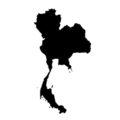 Thailand Stencil