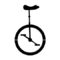 Unicycle Stencil