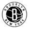 NBA Brooklyn Nets Logo 02 Stencil