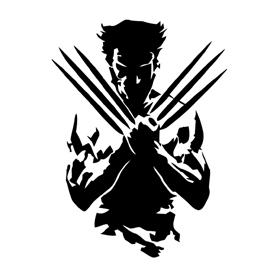 Wolverine Stencil