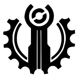 League of Legends – Piltover Crest Stencil