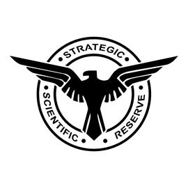 Agent Carter – SSR Logo Stencil