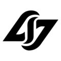 Counter Logic Gaming Logo Stencil