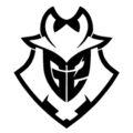 G2 Esports Logo Stencil